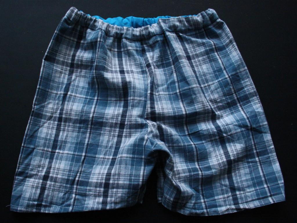 Fra kjole til shorts