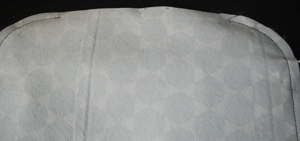 diy pusleunderlag med lommer