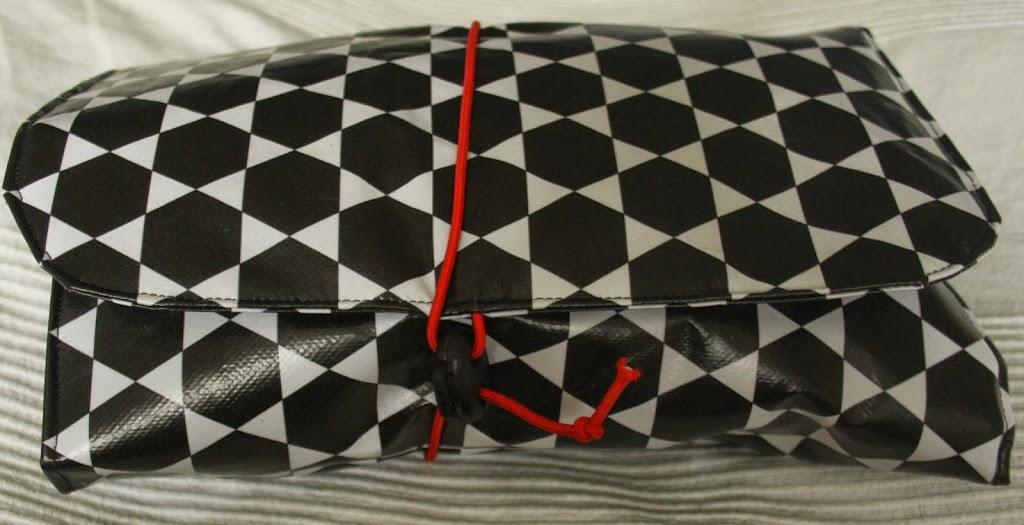 Pusleunderlag med lommer og elastik