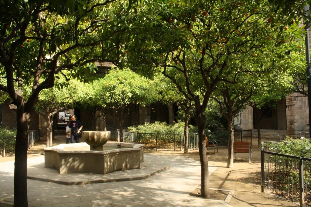 Park i Barcelona
