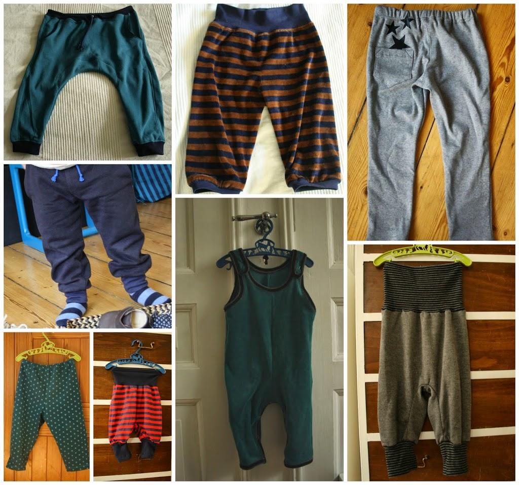 sy nemme bukser til børn
