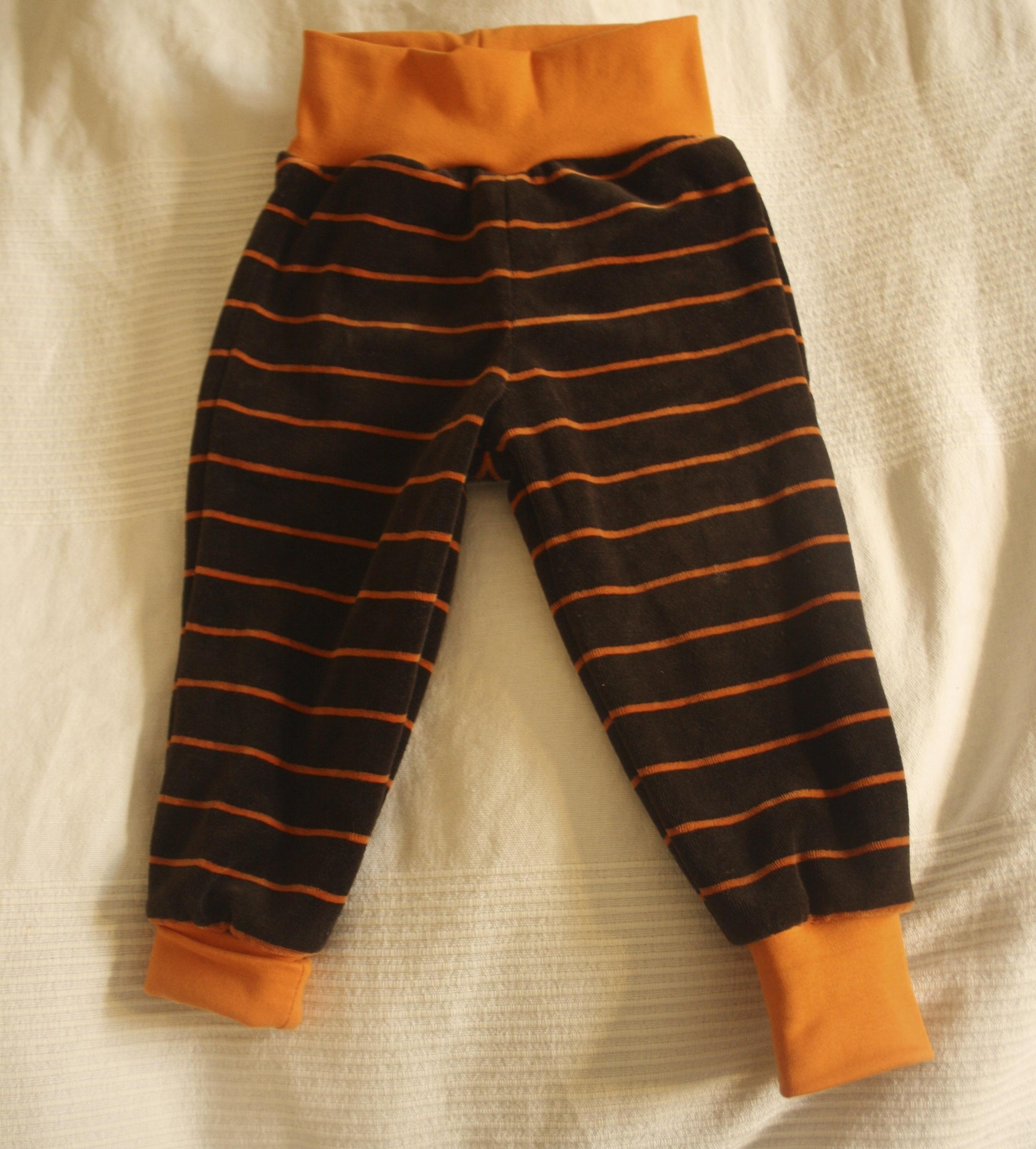 Fra bluse til bukser