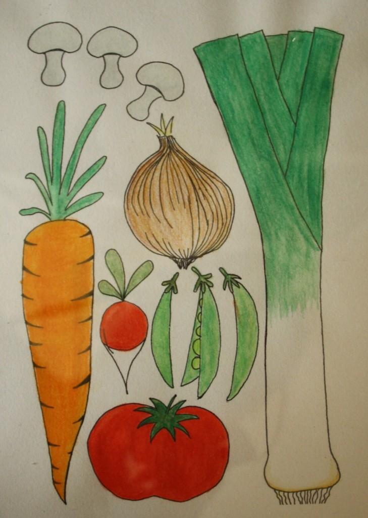 grøntsagsbillede