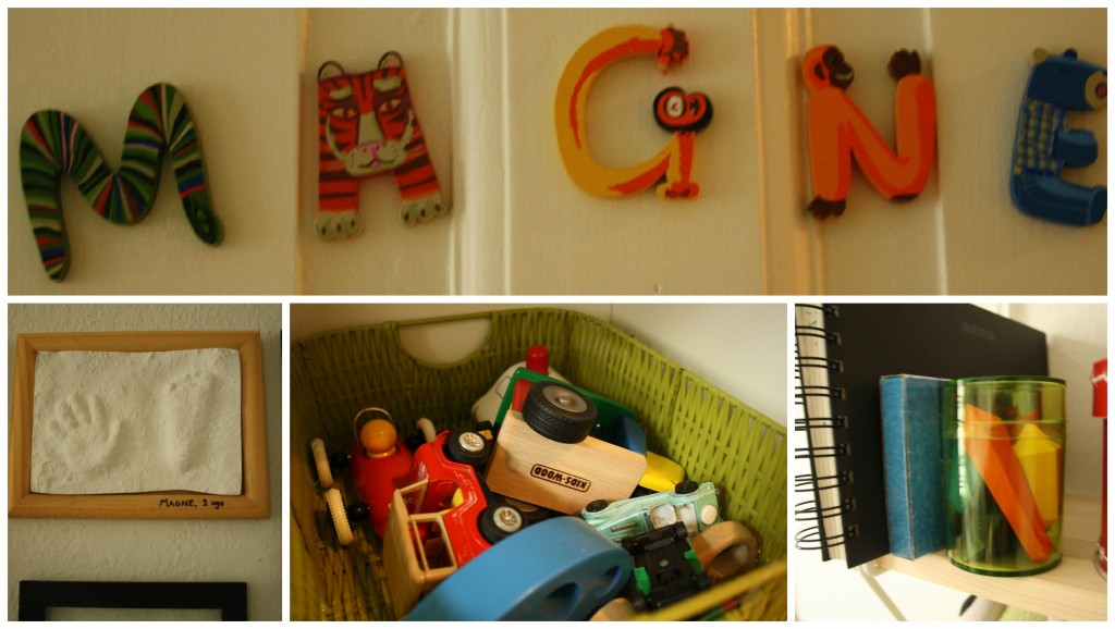 legetøj Collage