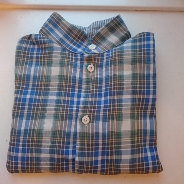 Bondeskjorte fra fars gamle skjorte
