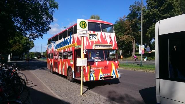 Bus til påfugleøen berlin