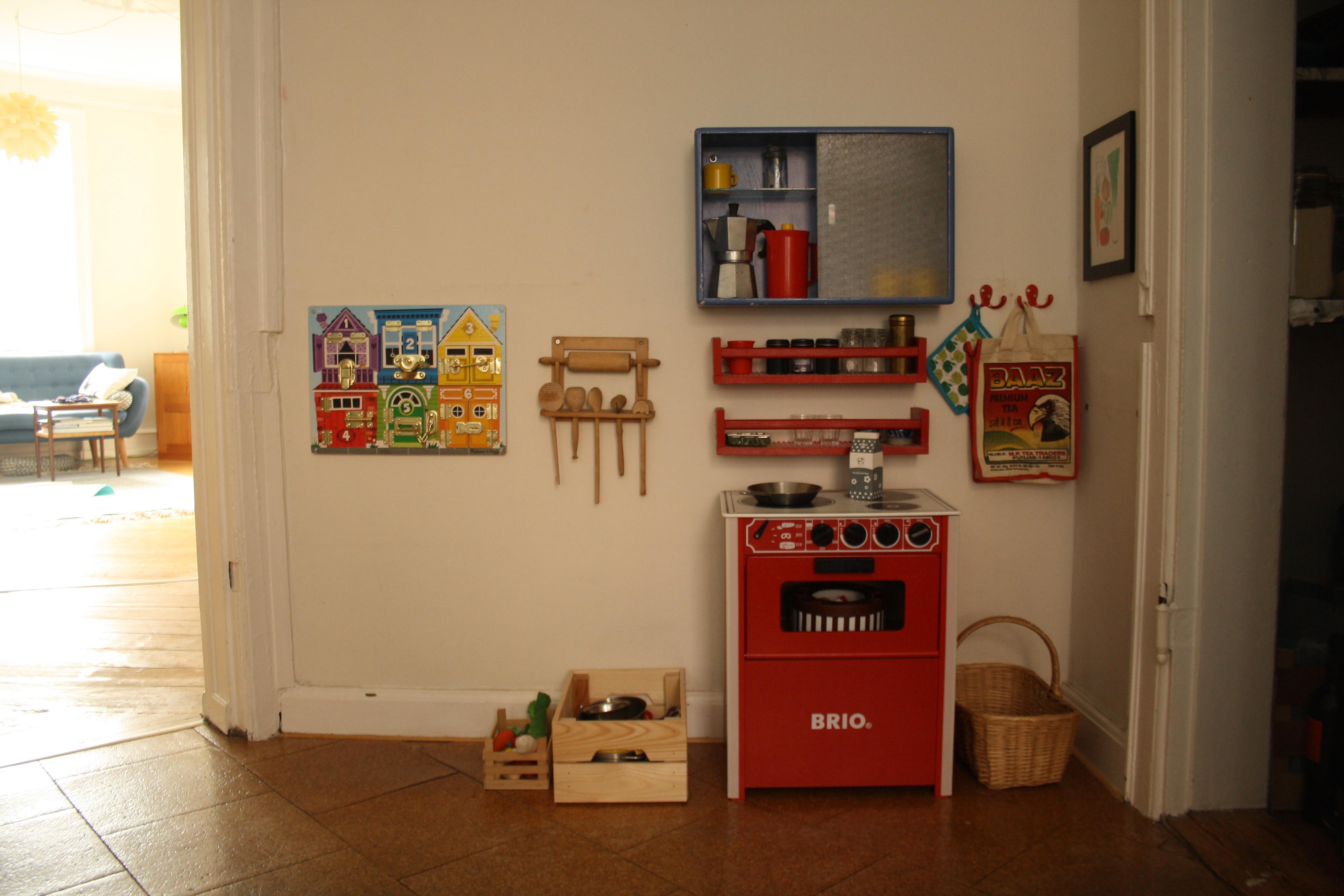 Folkekære Kids Month - Legekøkken RK-51