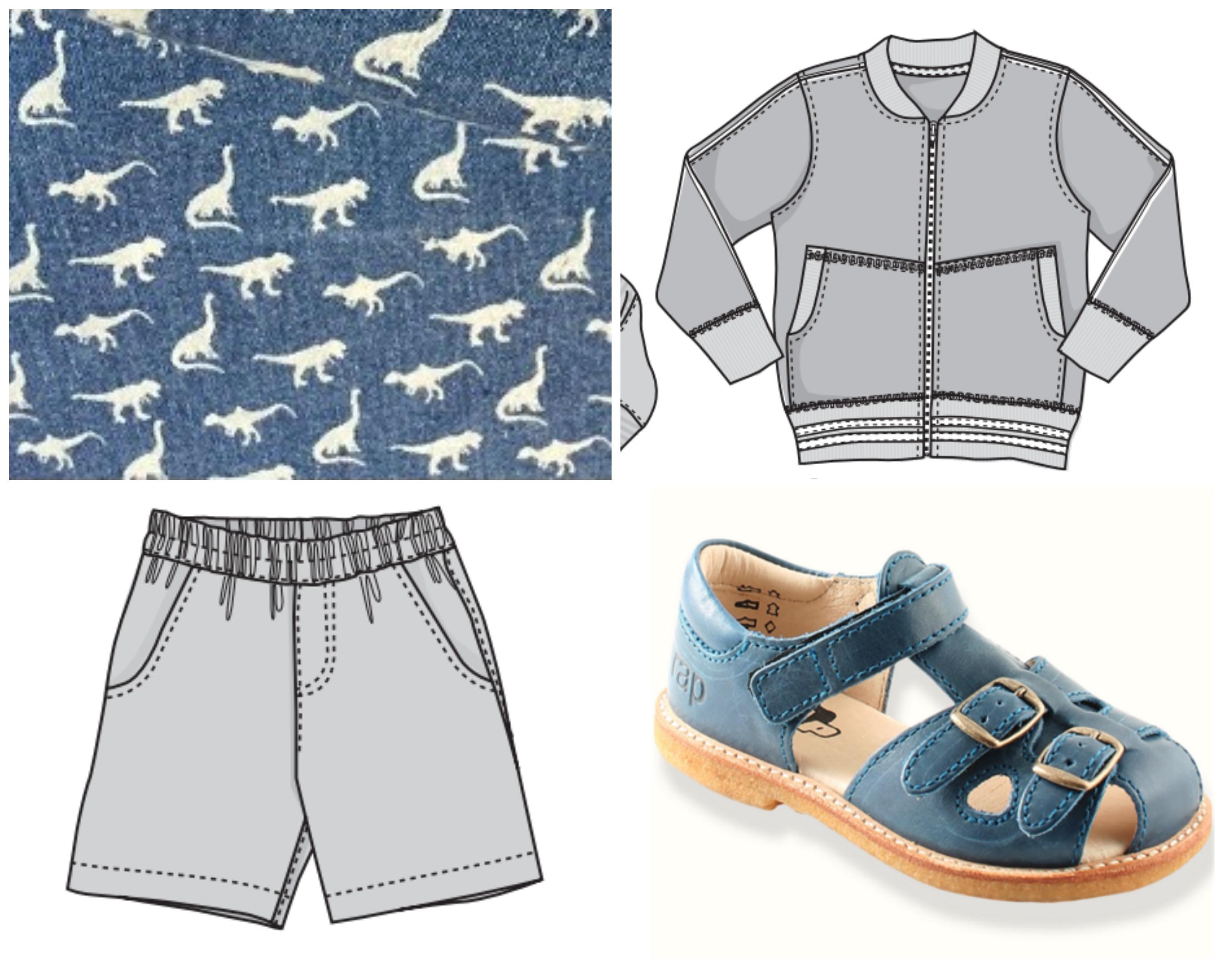 Sommertøj syprojekter 2016