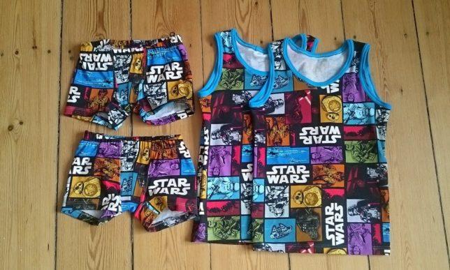 Undertøj med Star Wars