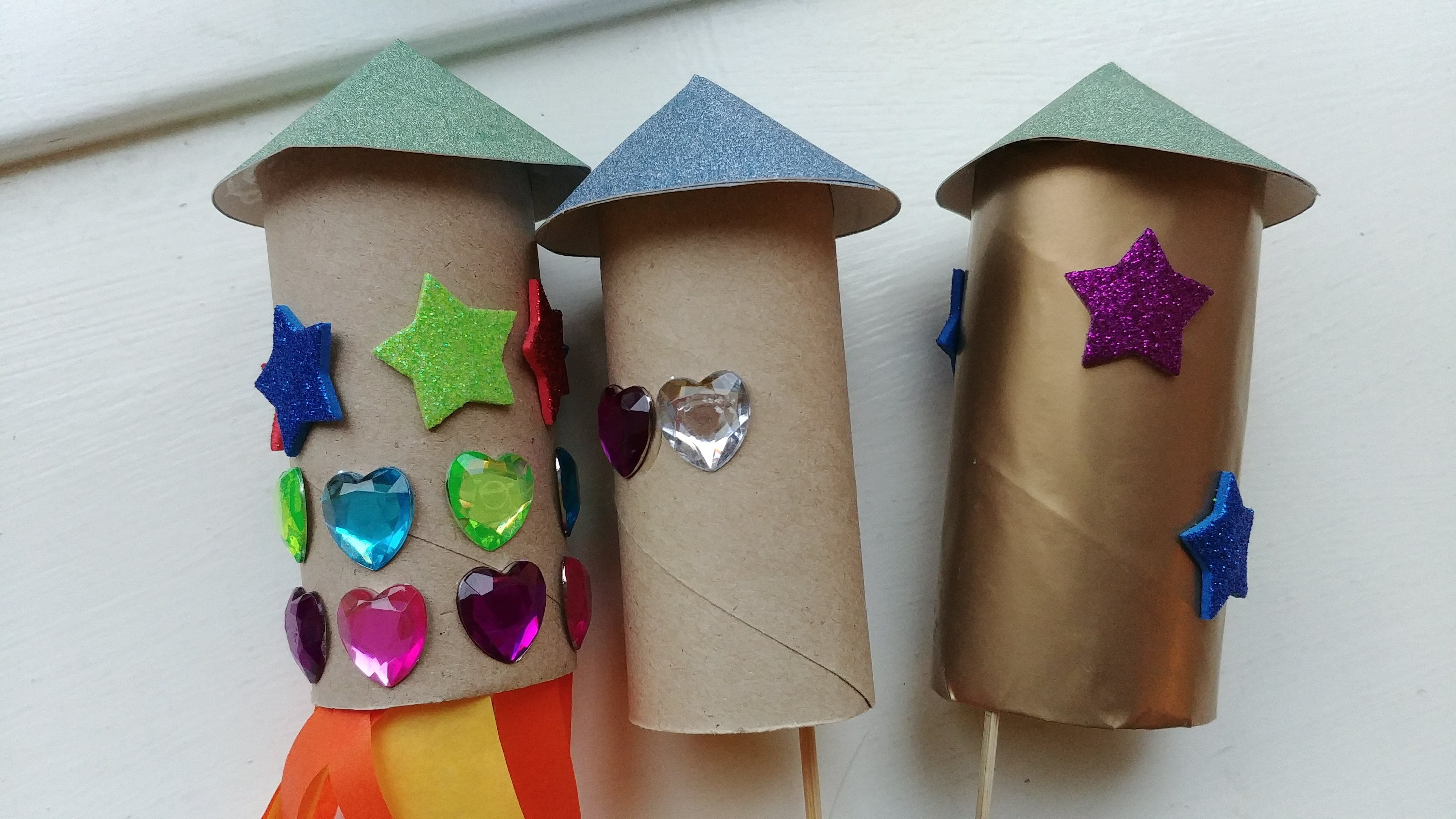 kreative ting ud af papir