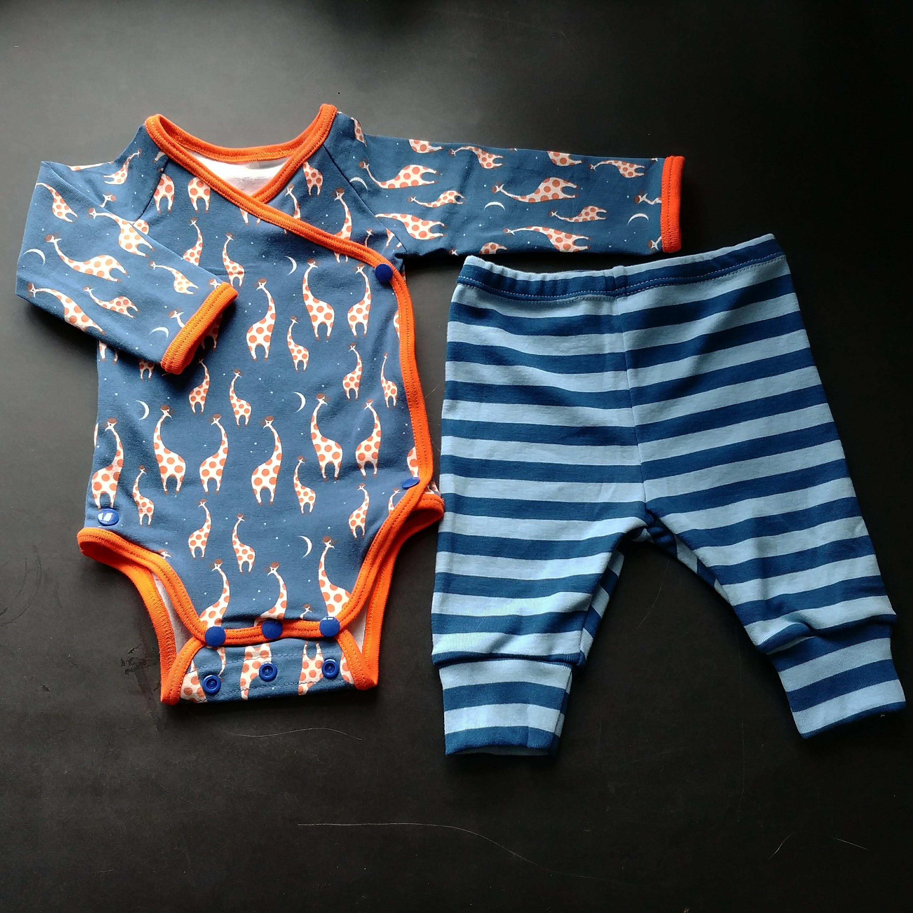 hjemmesyet babytøj